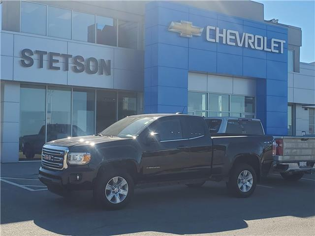 2017 GMC Canyon SLE (Stk: 21-396A) in Drayton Valley - Image 1 of 16