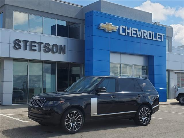 2018 Land Rover Range Rover 5.0L V8 Supercharged Autobiography (Stk: P2794) in Drayton Valley - Image 1 of 22