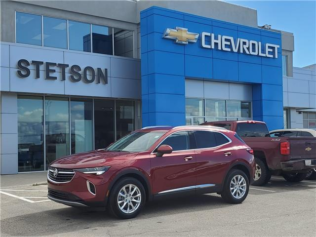 2021 Buick Envision Preferred (Stk: 21-393) in Drayton Valley - Image 1 of 19