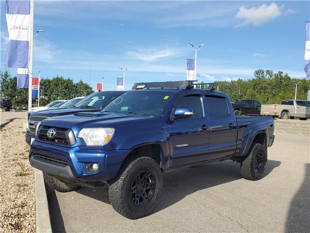 2014 Toyota Tacoma V6 (Stk: P2805) in Drayton Valley - Image 1 of 3