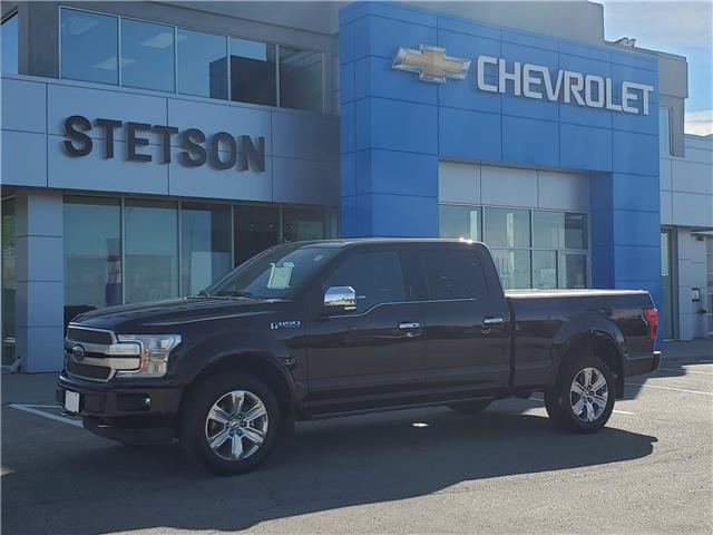 2018 Ford F-150  (Stk: 22-005A) in Drayton Valley - Image 1 of 19