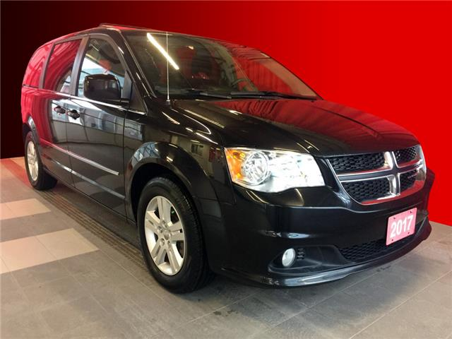 2017 Dodge Grand Caravan Crew (Stk: BB0923A) in Listowel - Image 1 of 20