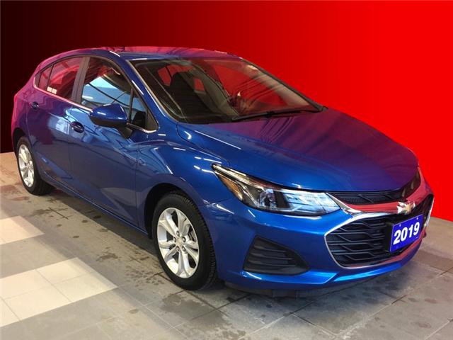 2019 Chevrolet Cruze LT (Stk: BB0931) in Listowel - Image 1 of 19