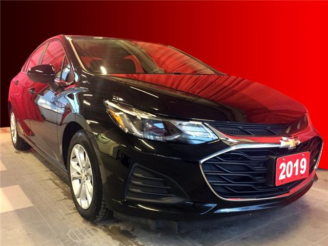 2019 Chevrolet Cruze LT (Stk: BB0930) in Listowel - Image 1 of 19