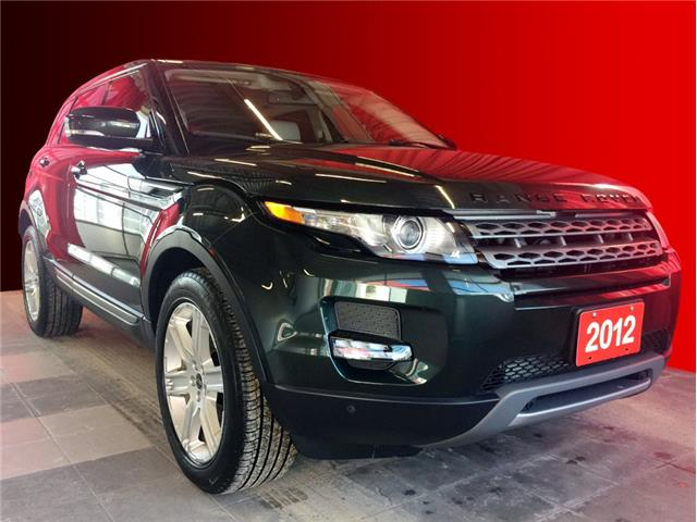 2012 Land Rover Range Rover Evoque Pure Plus (Stk: K20220A) in Listowel - Image 1 of 19