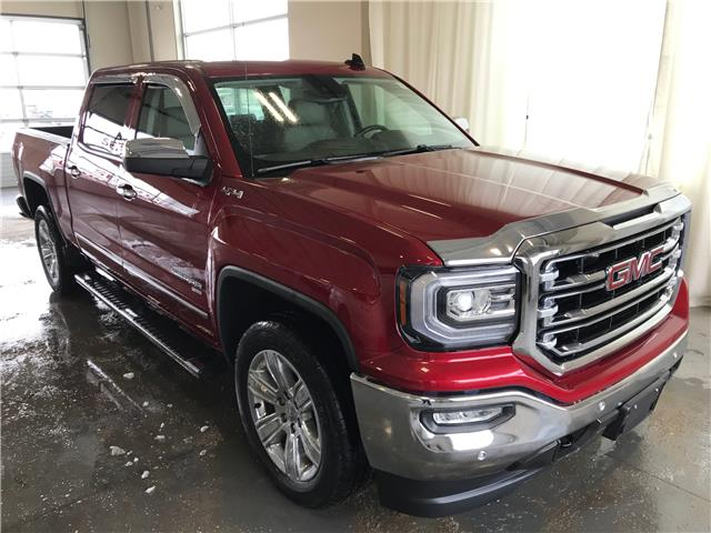2018 GMC Sierra 1500 SLT (Stk: BB1017) in Stratford - Image 1 of 16