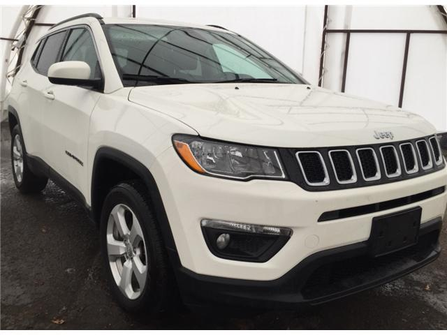 2018 Jeep Compass North (Stk: R8033A) in Ottawa - Image 1 of 20
