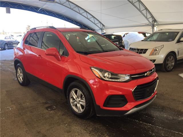 2017 Chevrolet Trax LT (Stk: 162008) in AIRDRIE - Image 1 of 18