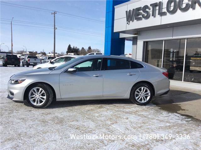 2018 Chevrolet Malibu LT (Stk: P1803) in Westlock - Image 2 of 24