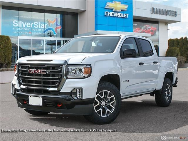 2021 GMC Canyon AT4 w/Leather (Stk: 21736) in Vernon - Image 1 of 23