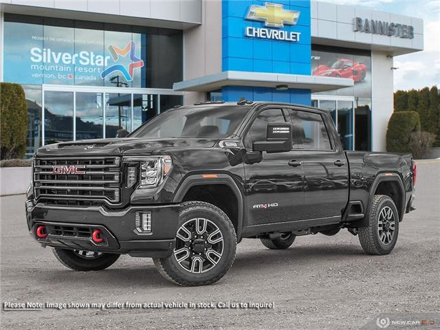 2021 GMC Sierra 3500HD AT4 (Stk: 21460) in Vernon - Image 1 of 21