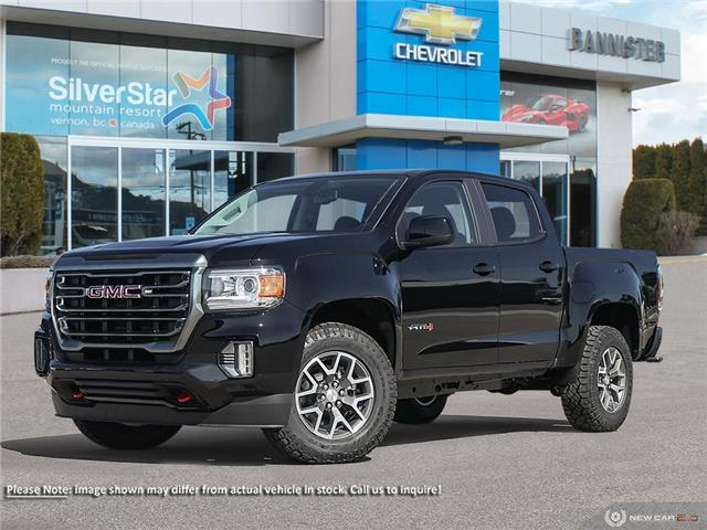 2021 GMC Canyon AT4 w/Cloth (Stk: 21673) in Vernon - Image 1 of 23