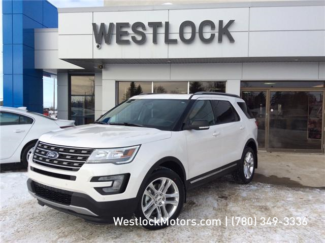 2017 Ford Explorer XLT (Stk: 17T120A) in Westlock - Image 1 of 25
