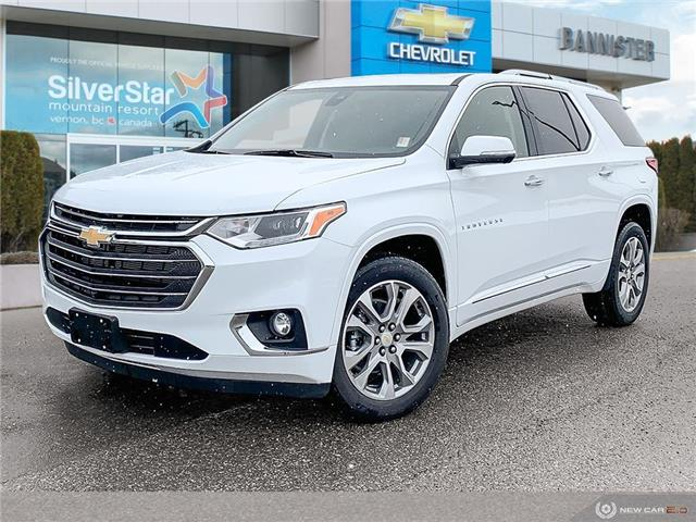 2021 Chevrolet Traverse Premier (Stk: 21232) in Vernon - Image 1 of 26