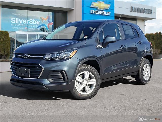 2021 Chevrolet Trax LS (Stk: 21010) in Vernon - Image 1 of 25