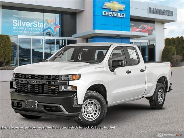2021 Chevrolet Silverado 1500 Work Truck (Stk: 21267) in Vernon - Image 1 of 22