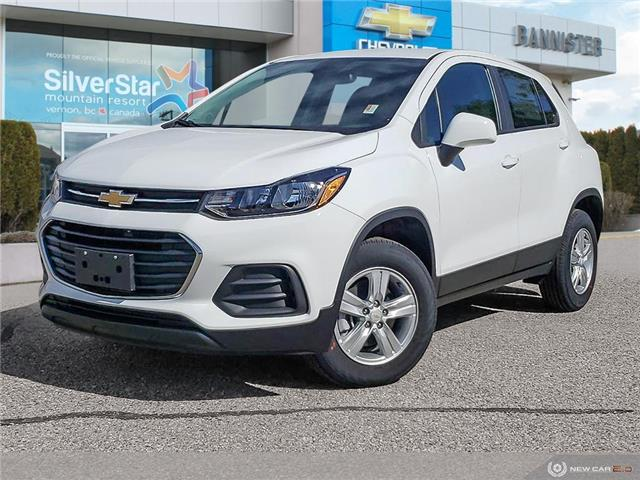 2021 Chevrolet Trax LS (Stk: 21009) in Vernon - Image 1 of 25