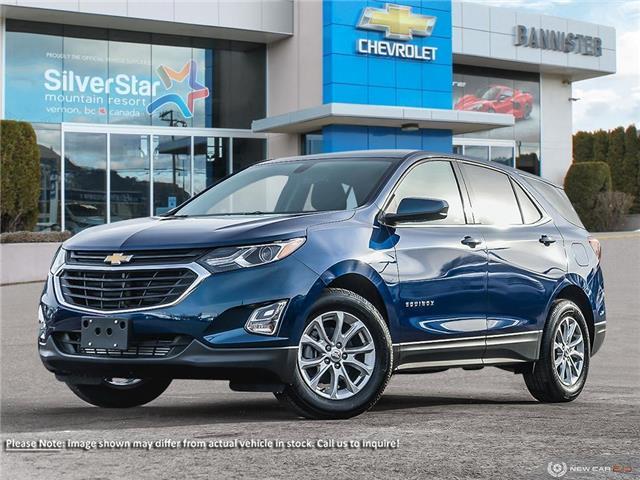 2021 Chevrolet Equinox LT (Stk: 21682) in Vernon - Image 1 of 23