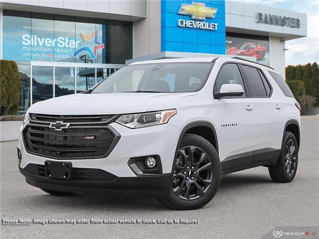 2021 Chevrolet Traverse RS (Stk: ZPKH1D) in Vernon - Image 1 of 23