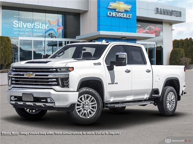 2021 Chevrolet Silverado 3500HD High Country (Stk: 21441) in Vernon - Image 1 of 23