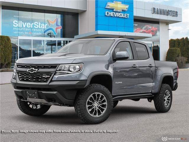 2021 Chevrolet Colorado ZR2 (Stk: 21451) in Vernon - Image 1 of 23