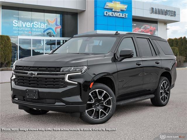 2021 Chevrolet Tahoe RST (Stk: 21821) in Vernon - Image 1 of 23