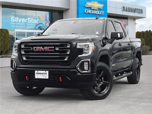 2019 GMC Sierra 1500 AT4 (Stk: 21477A) in Vernon - Image 1 of 26