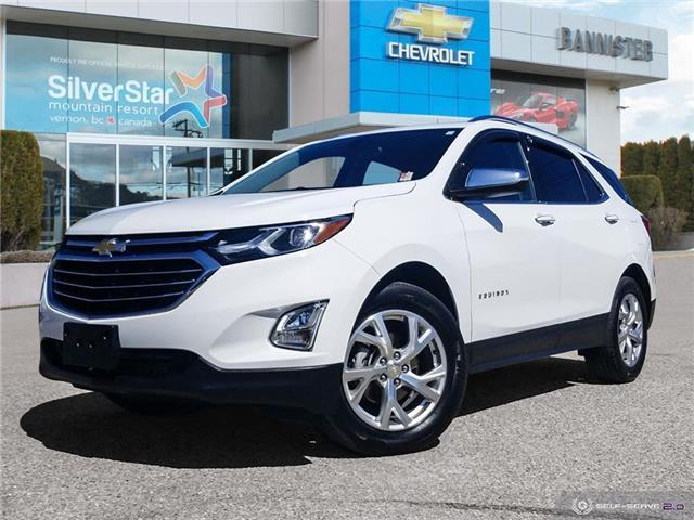 2019 Chevrolet Equinox Premier (Stk: P21640) in Vernon - Image 1 of 26
