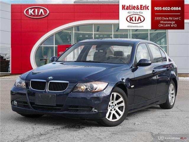 2006 BMW 325i  (Stk: SO20040A) in Mississauga - Image 1 of 25