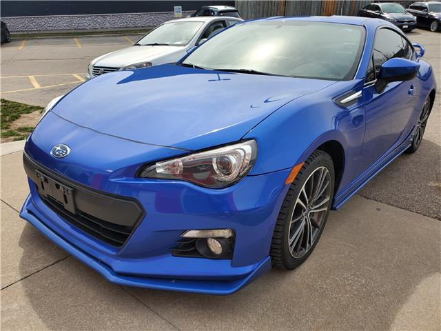 2016 Subaru BRZ Sport-tech (Stk: SG21006A) in Mississauga - Image 1 of 1