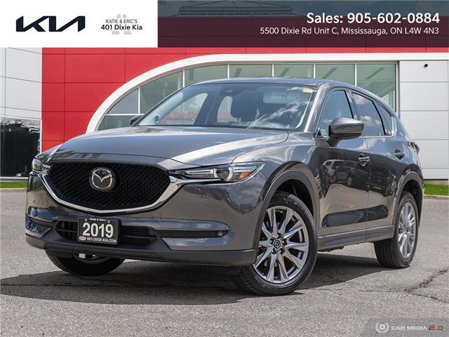 2019 Mazda CX-5 GT w/Turbo (Stk: TR21034A) in Mississauga - Image 1 of 26