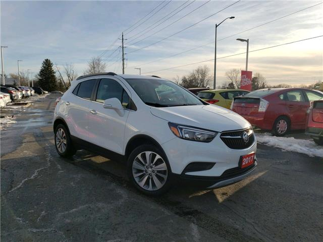 2017 Buick Encore Preferred (Stk: P2399A) in Whitchurch-Stouffville - Image 1 of 15