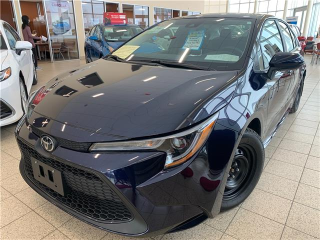 2021 Toyota Corolla LE (Stk: 210036) in Whitchurch-Stouffville - Image 1 of 22