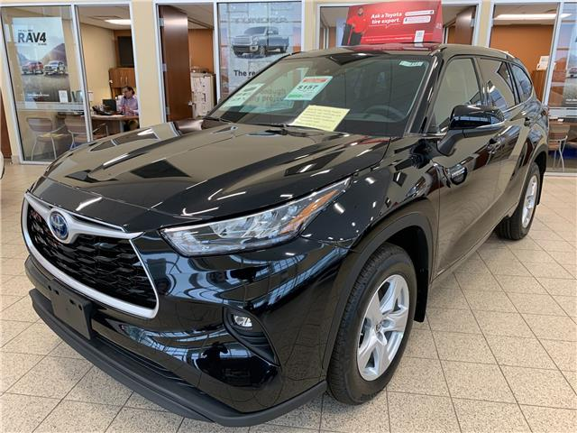 2020 Toyota Highlander Hybrid LE (Stk: 200854) in Whitchurch-Stouffville - Image 1 of 19