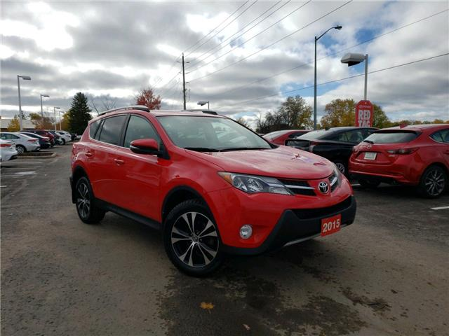2015 Toyota RAV4 XLE (Stk: P2330) in Whitchurch-Stouffville - Image 1 of 16