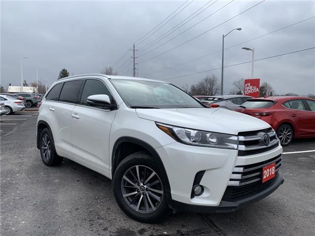 2018 Toyota Highlander XLE (Stk: P2397) in Whitchurch-Stouffville - Image 1 of 18