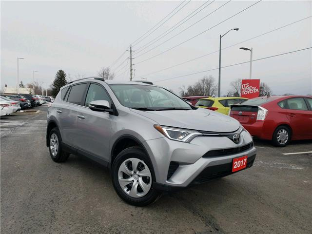 2017 Toyota RAV4 LE (Stk: P2439) in Whitchurch-Stouffville - Image 1 of 14