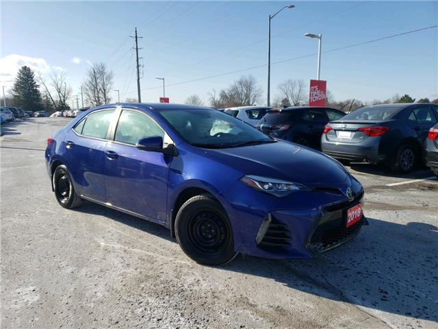 2018 Toyota Corolla SE (Stk: 210397A) in Whitchurch-Stouffville - Image 1 of 17