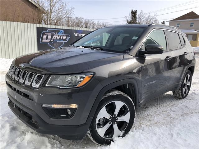 2018 Jeep Compass North (Stk: 11709) in Fort Macleod - Image 1 of 19