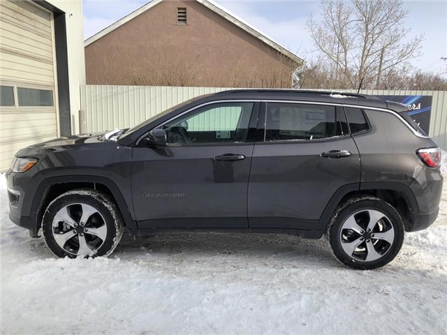2018 Jeep Compass North (Stk: 11709) in Fort Macleod - Image 2 of 19