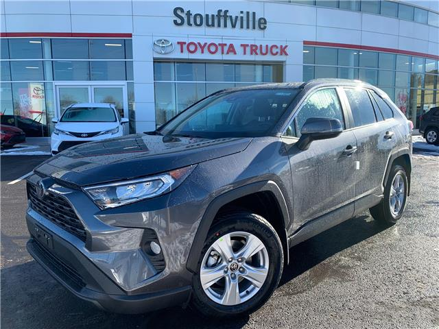 2021 Toyota RAV4 LE (Stk: 210159) in Whitchurch-Stouffville - Image 1 of 28