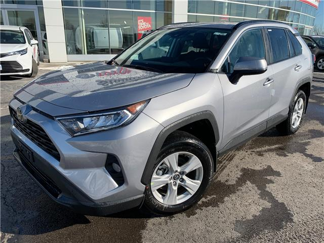 2021 Toyota RAV4 XLE (Stk: 210336) in Whitchurch-Stouffville - Image 1 of 30