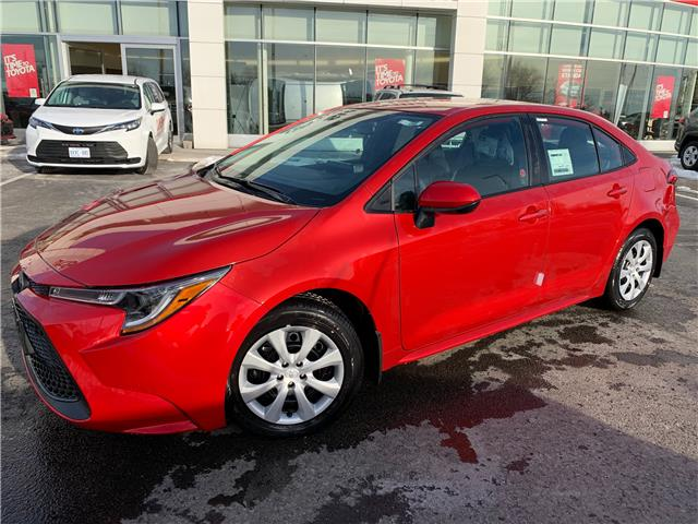 2021 Toyota Corolla LE (Stk: 210008) in Whitchurch-Stouffville - Image 1 of 21