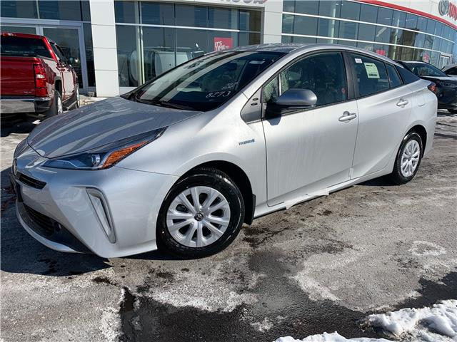 2021 Toyota Prius Base (Stk: 210380) in Whitchurch-Stouffville - Image 1 of 26