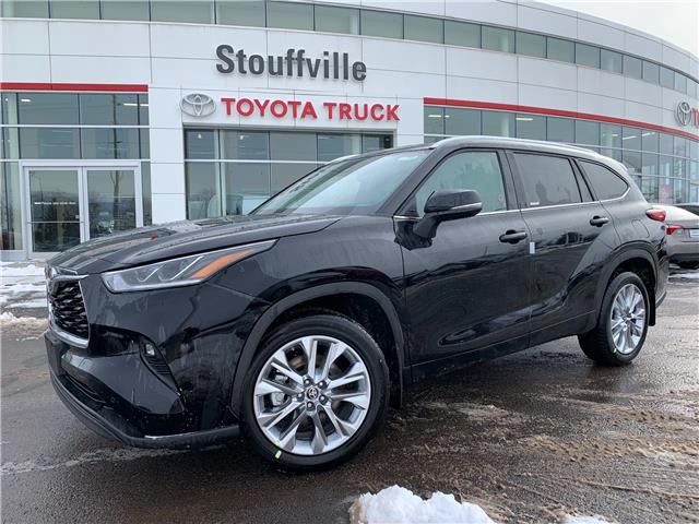 2021 Toyota Highlander Limited (Stk: 210298) in Whitchurch-Stouffville - Image 1 of 21