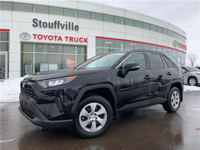 2020 Toyota RAV4 LE (Stk: 200927) in Whitchurch-Stouffville - Image 1 of 23