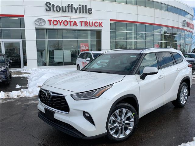 2021 Toyota Highlander Limited (Stk: 210431) in Whitchurch-Stouffville - Image 1 of 11