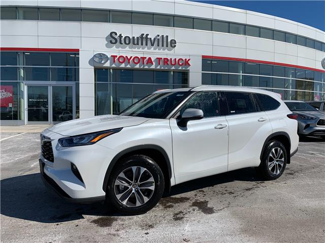 2021 Toyota Highlander XLE (Stk: 210437) in Whitchurch-Stouffville - Image 1 of 30