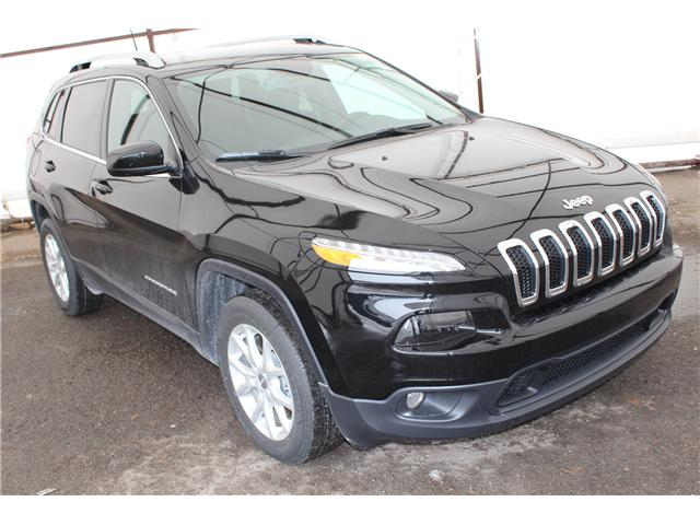 2018 Jeep Cherokee North (Stk: 180050) in Ottawa - Image 1 of 20