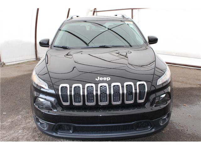 2018 Jeep Cherokee North (Stk: 180050) in Ottawa - Image 2 of 20